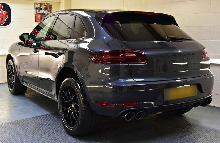 PORSCHE MACAN New Car Enhancement and Protection Detail + Gtechniq Crystal Serum Ultra and EXOv4