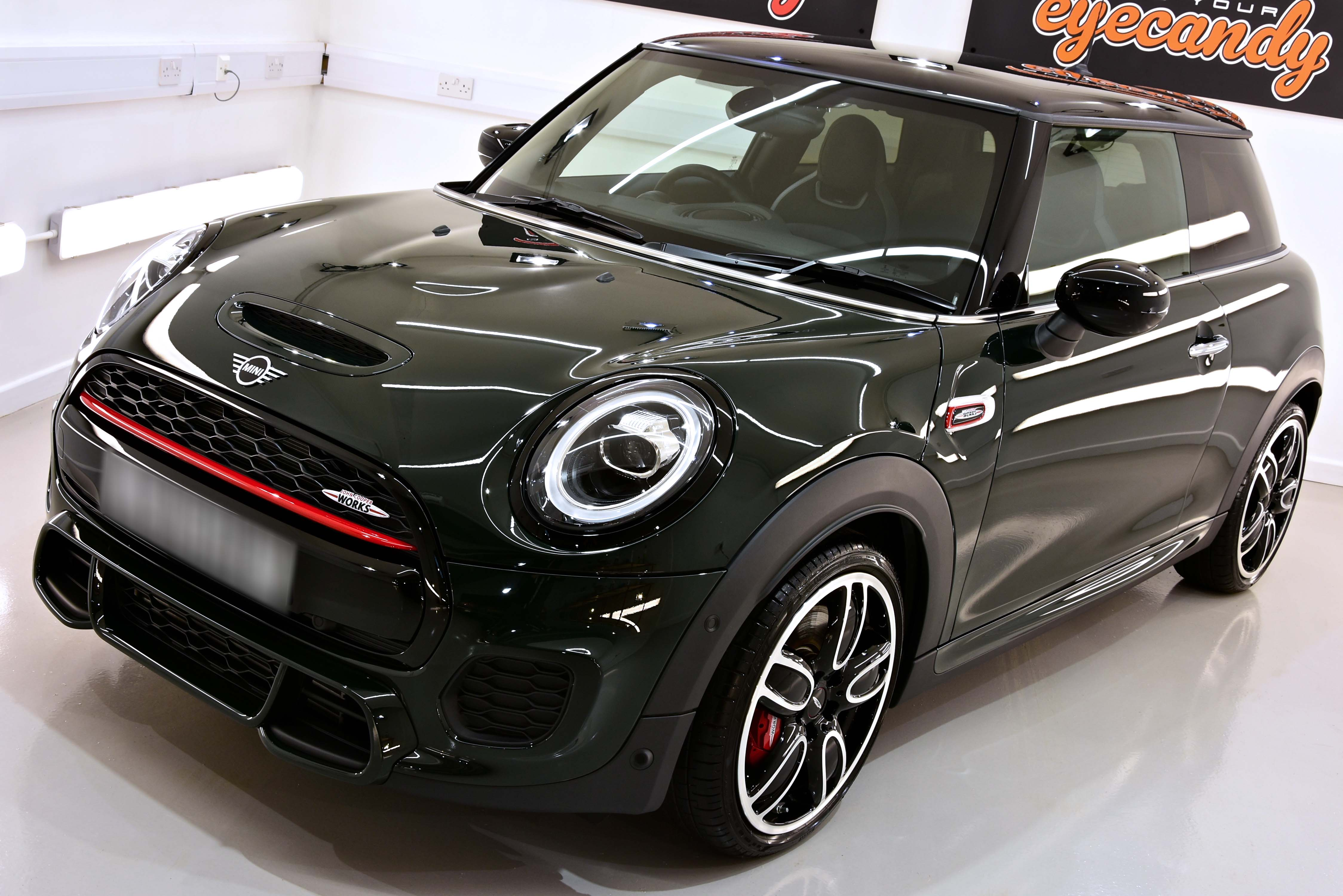MINI John Cooper Works New Car Enhancement and Protection Detail with Feynlab Heal Plus