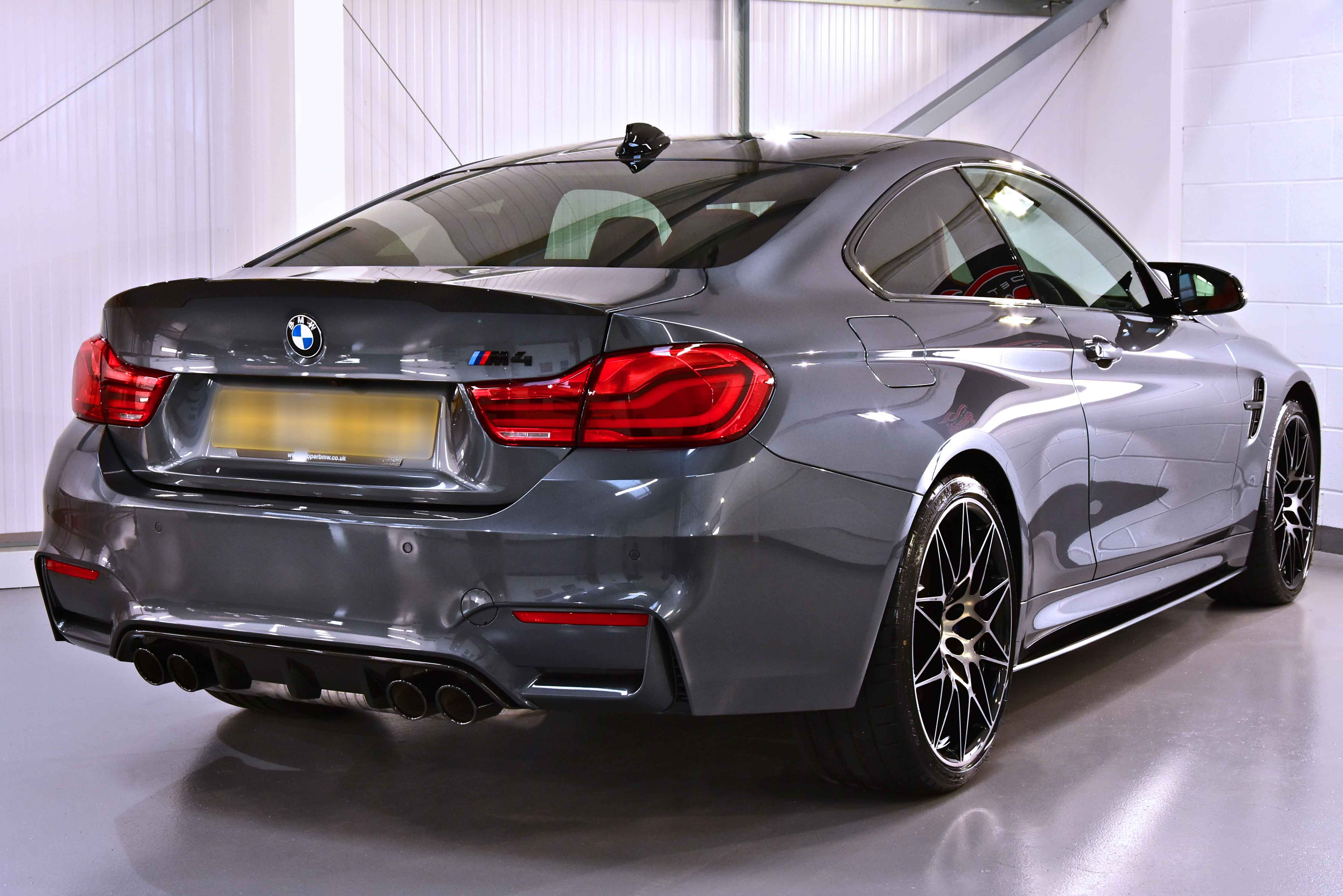 BMW M4 New Car Enhancement and Protection Detail with Gtechniq Crystal Serum Ultra and EXOv4