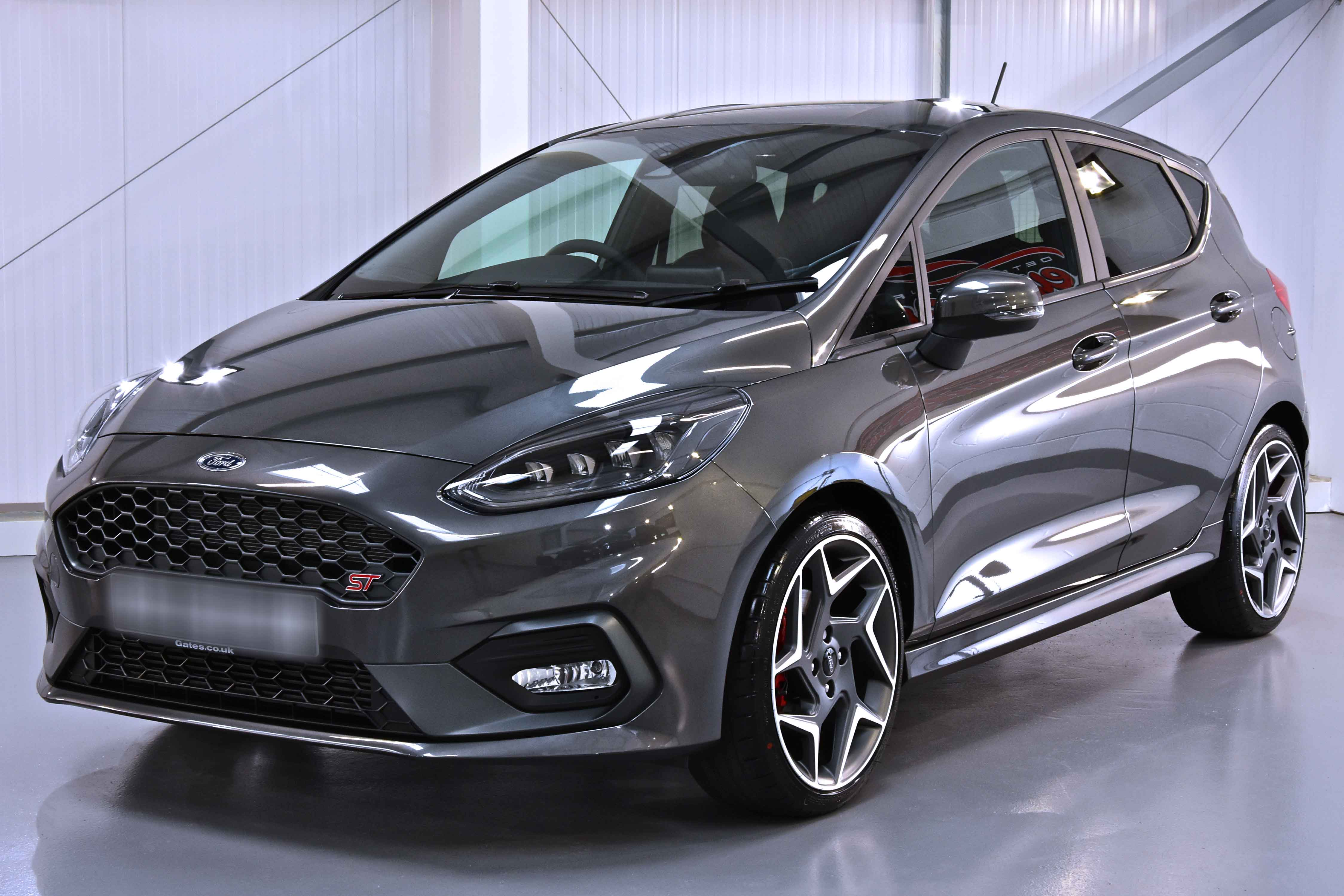 Fiesta ST-3 New Car Enhancement and Protection Detail with Gtechniq Crystal Serum Light