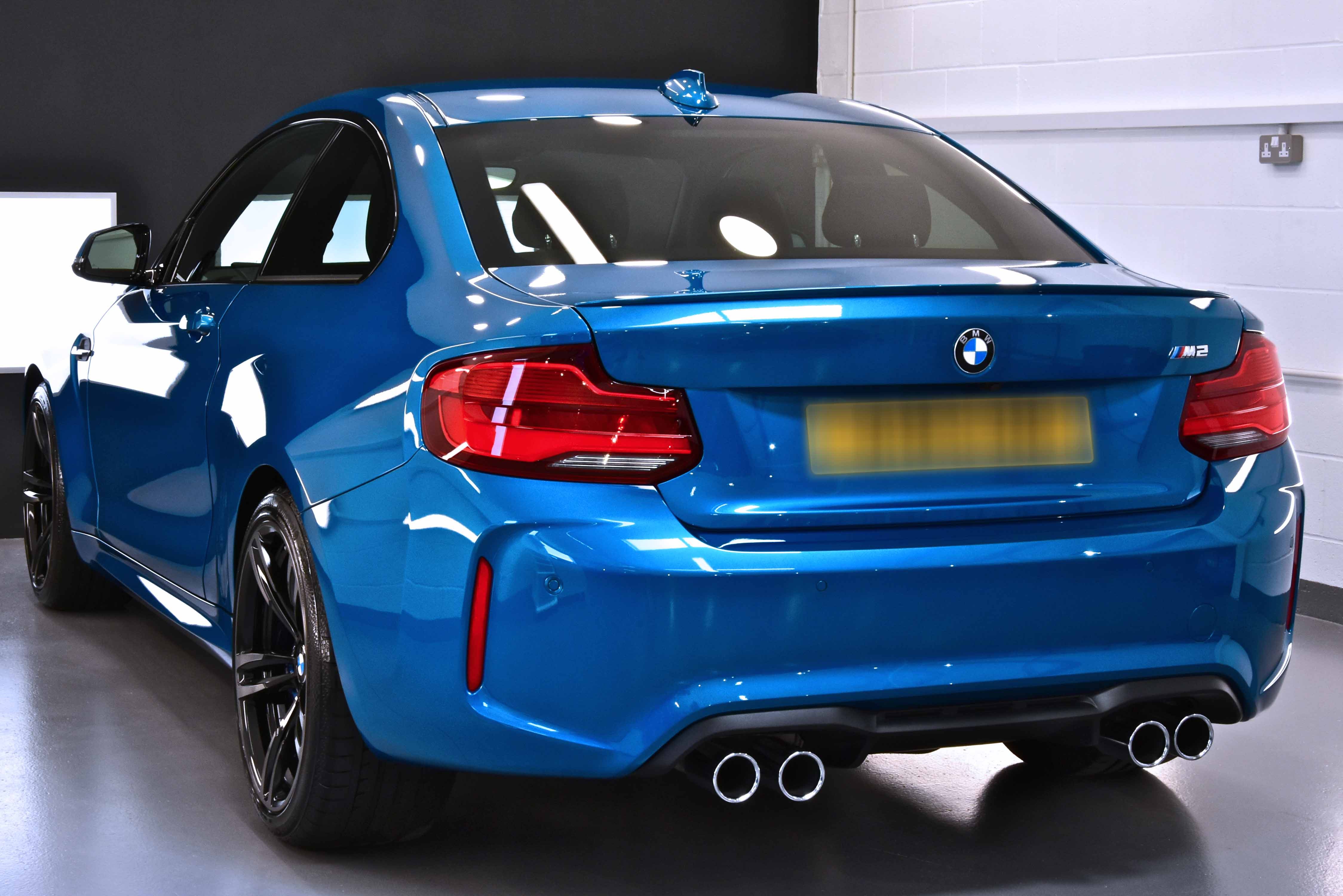 BMW M2 NEW Car Enhancement and Protection Detail with Gtechniq Crystal Serum Ultra and EXOv4 and XPEL PPF