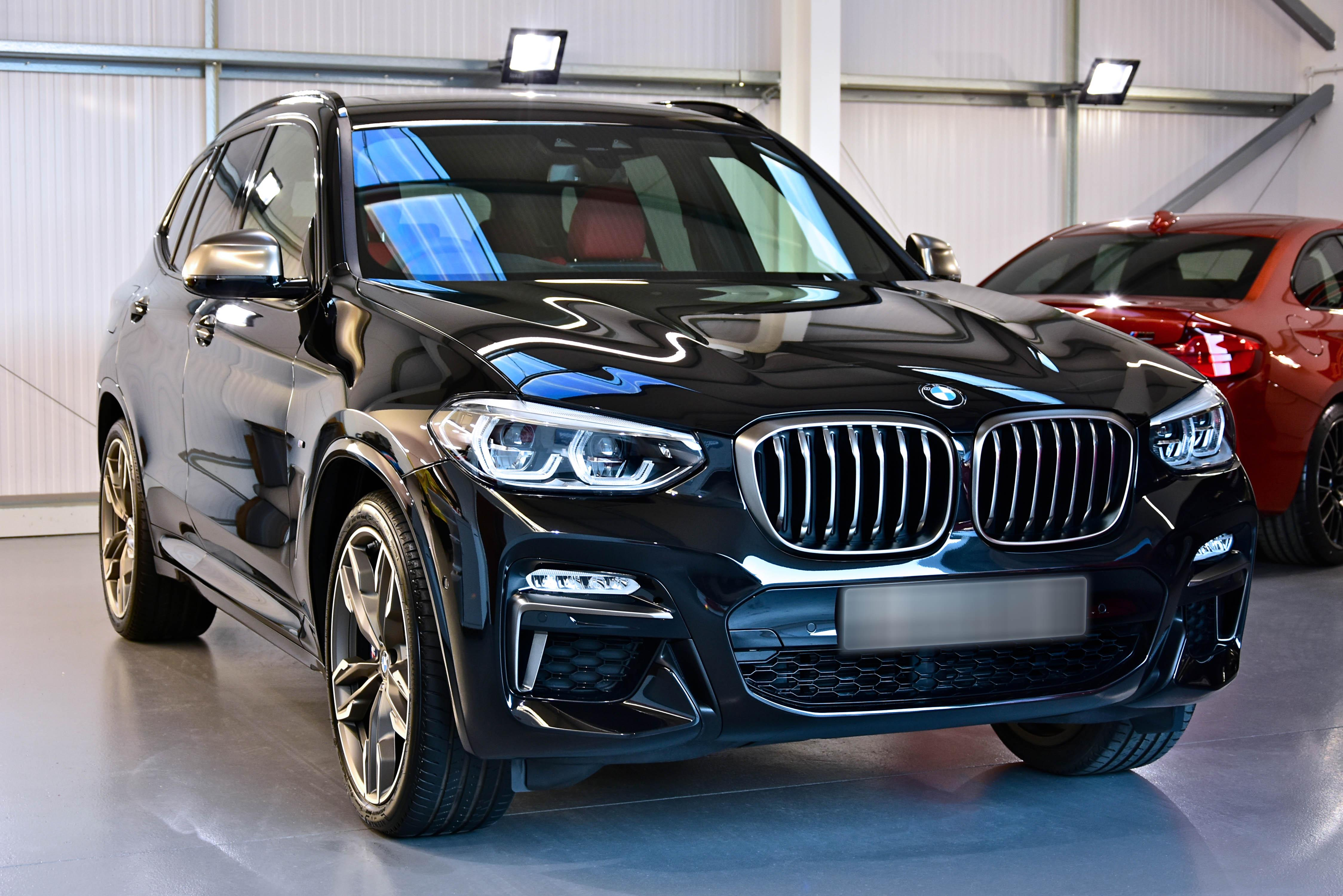 BMW X3 M40i New Car Enhancement and Protection Detail with Feynlab Self Heal Plus and XPEL PPF