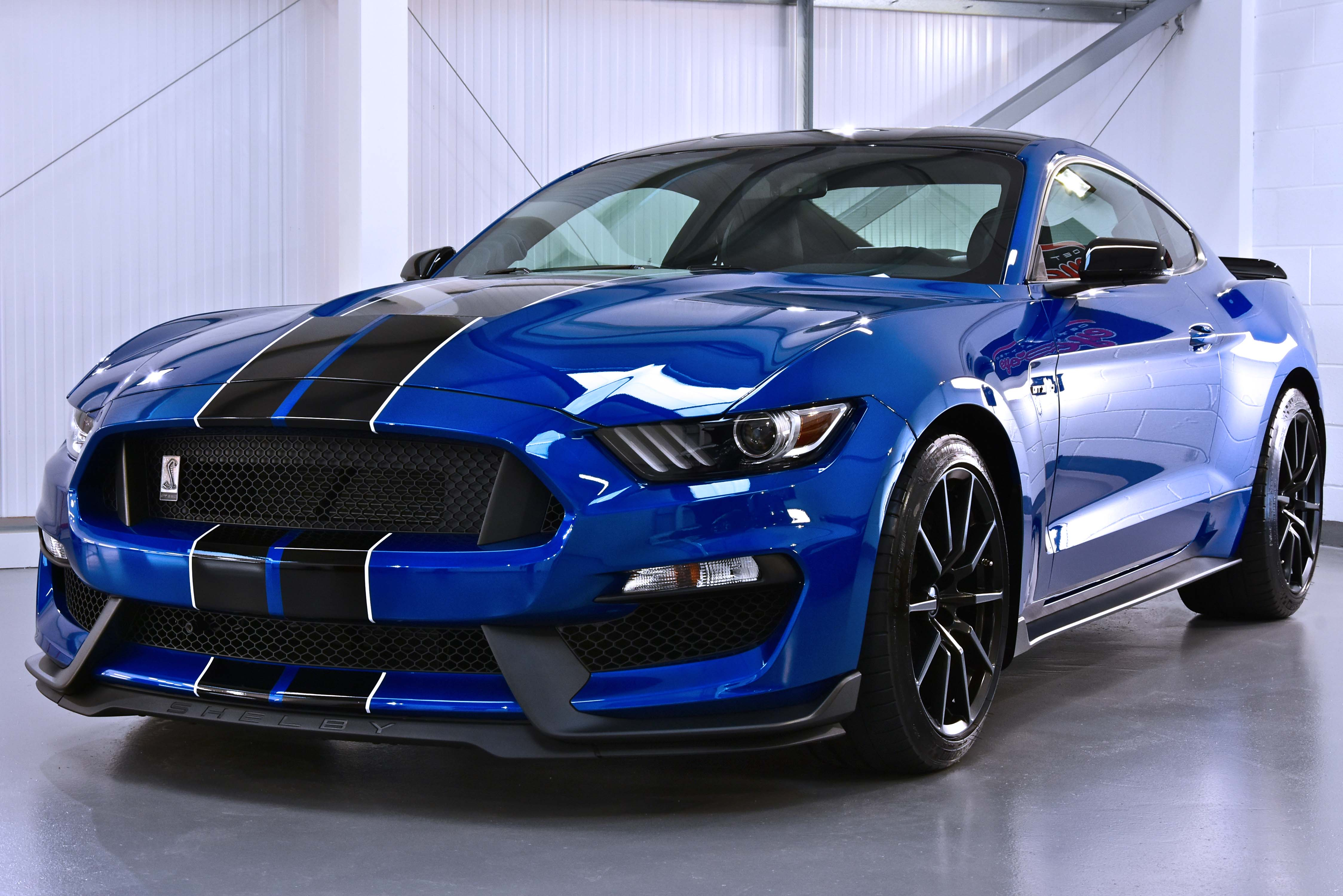 Shelby GT350 New Car Enhancement and Protection Detail with Gtechniq Crystal Serum Ultra, EXOv4 and XPEL PPF