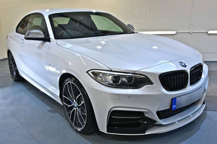 BMW M240I NEW Car Enhancement and Protection Detail with Kamikaze Collection MIYABI & ISMPRO